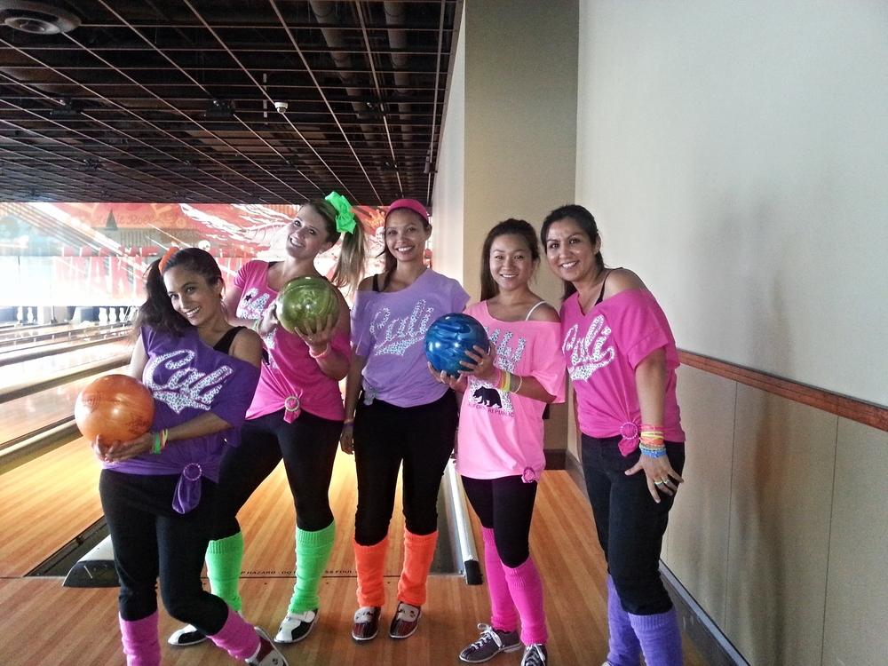 Team Bowling • 2014