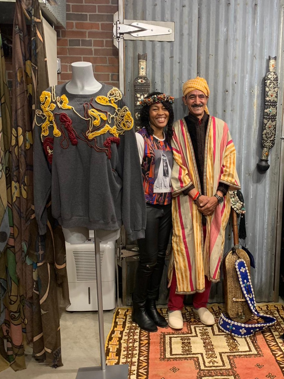 10/2018 Artisanal Collection Preview with Maalem Hassan Benjaafar