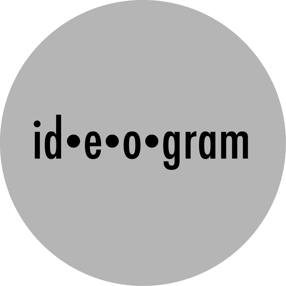 id·e·o·gram is a collaborative project that investigates interconnection, narrative, and personal experiences. Each day, for the duration of thirty days, each individual will create an ideogram with paper, brush, and black ink that best expresses one's internal reality. Every week all seven ideograms will be exchanged altogether between participating individuals and be woven by string into a visual semiotic structure, creating a poetic representation of another person. Thus, each individual engages in a non-verbal dialogue that invokes an exploration of empathic intelligence by creating meaning through visual symbolism, relationship, and empathic understanding.