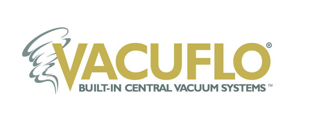 Vacuflo Central vacuums logo