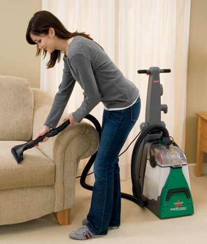 When you rent a deep cleaner you can: - * Tackle deep down dirt, debris and odors in your carpet* Deep clean at a moment's notice* Use the machine for the time you need it, and then return it and forget about it* Harness the cleaning power of BISSELL, without having to purchase a machine of your own* Avoid having to store the machine in your home* Get professional-level cleaning at an affordable price* All of our equipment is brand new, meticulously cleaned after each use and in perfect working order. If you compare our machines to that of the local hardware store or large home good stores, and you will see that their equipment seems to be tired, dirty and worn out.