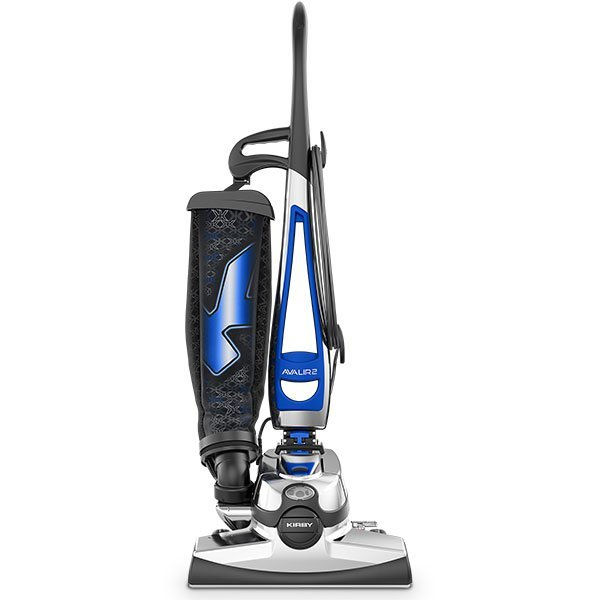 This is an image of a Avalir 2 deep cleaning upright vacuum cleaner.