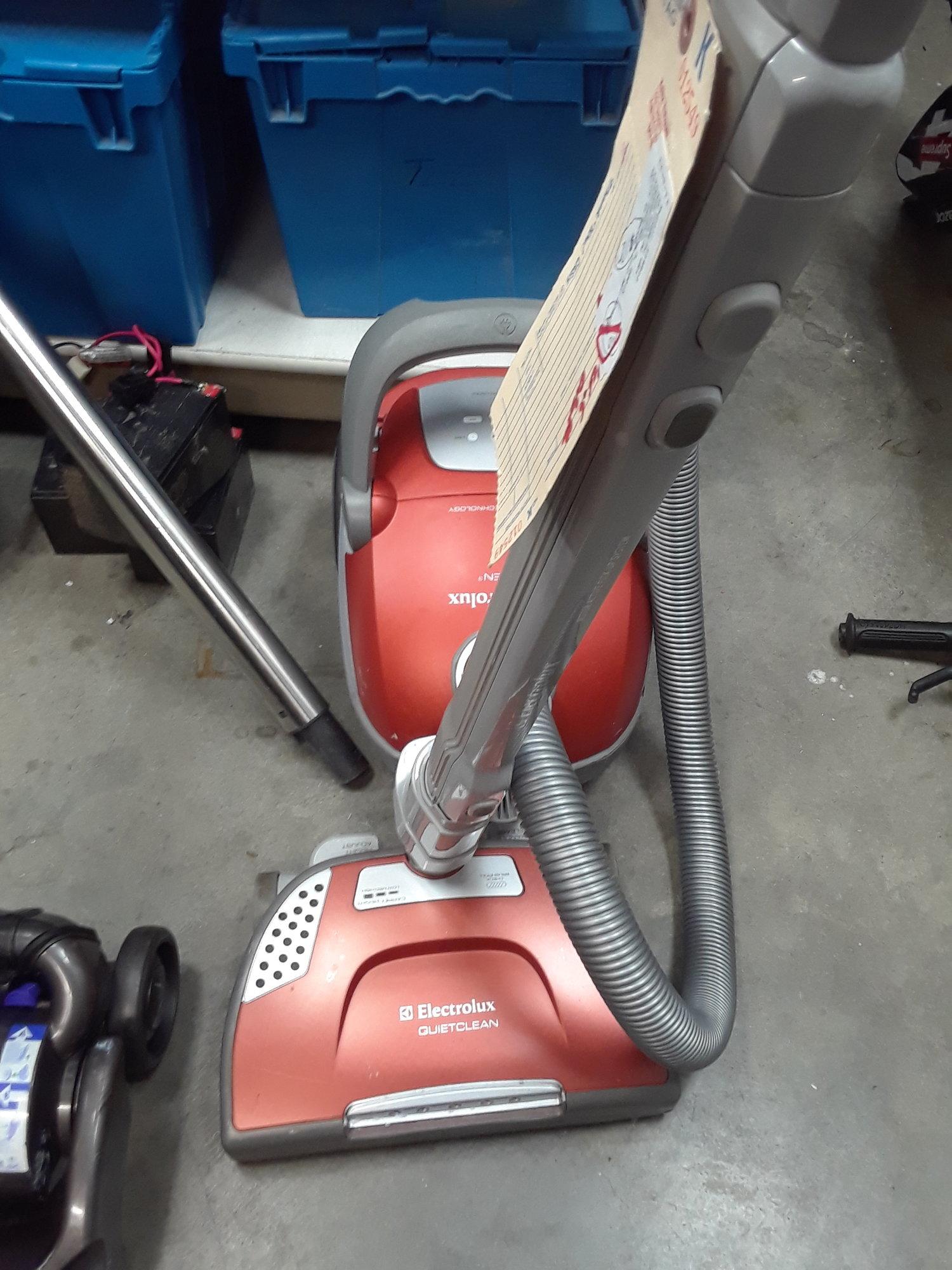 Electrolux Vacuum repair Deerfield — Kritz Vacuum & Allergy