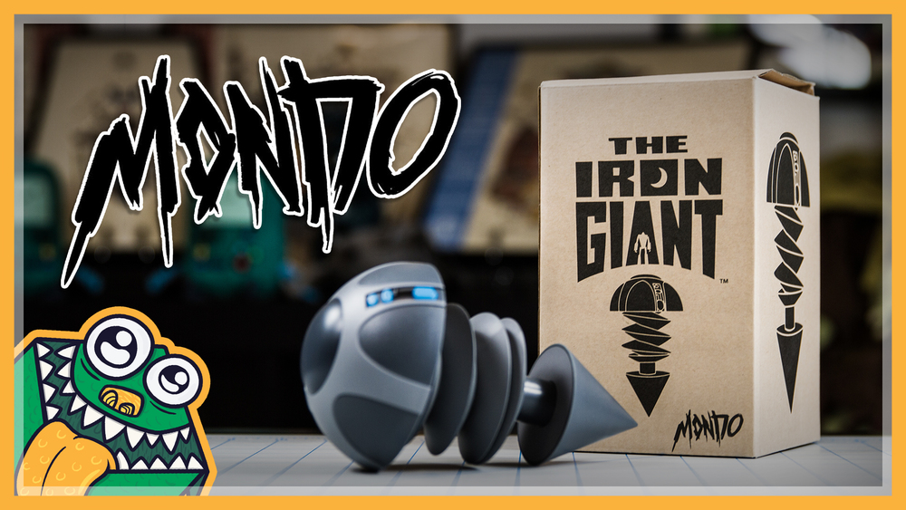 The Iron Giant Bolt Replica by Mondo - Unboxing and Overview