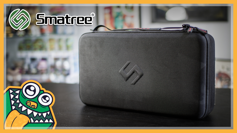 Smatree Smacase H400 - TCG Case - Unboxing and Overview