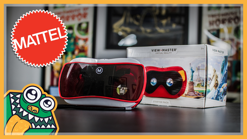 View-Master VR Starter Pack + Wildlife Experience Pack Review