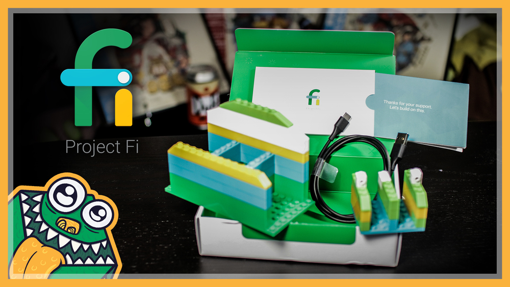 Google's Project Fi Holiday Gift - Unboxing and Overview