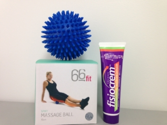 terrace physio plus massage ball fisiocrem