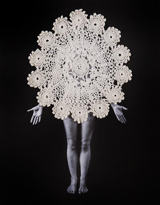 Mandala , 2016, 10 x 8 inches