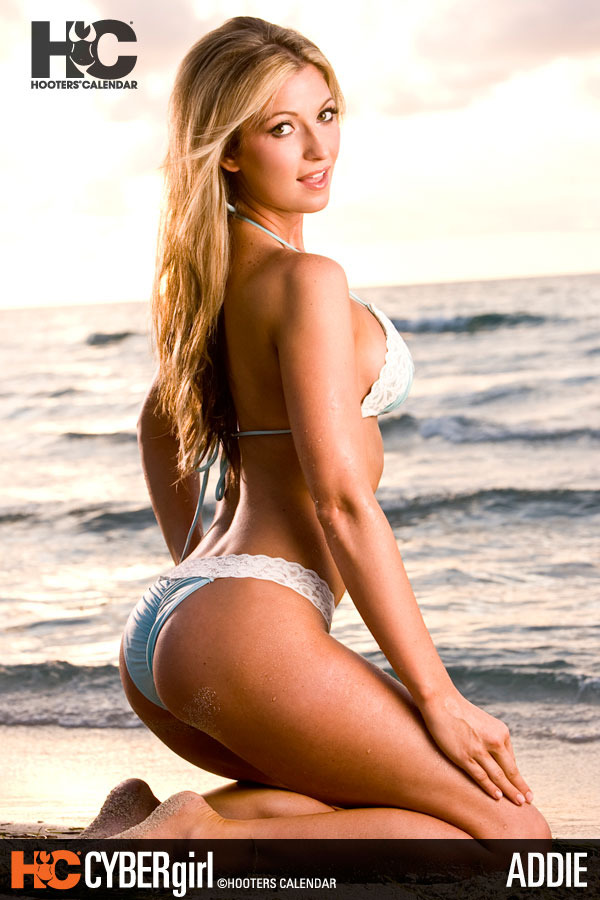 web girl of the week   addie hooters south florida