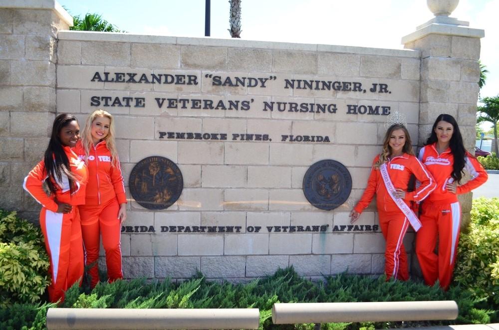 "Alexander ""Sandy"" Nininger, Jr. State Veterans' Nursing Home"