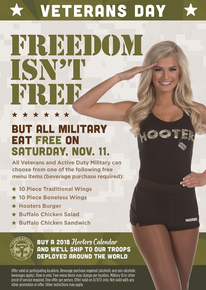 HOOTERS_Veterans_Day_2017