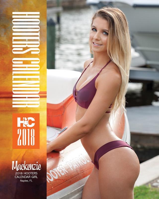 Mackenzie_2018HootersCalendar