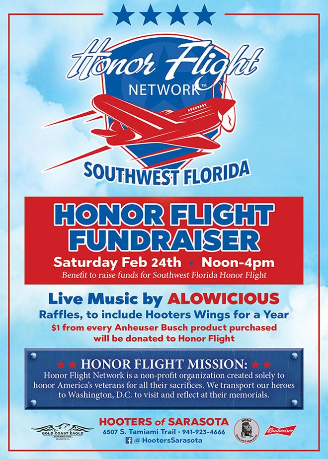 Honor Air Flight Sarasota