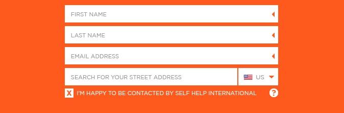Self Help International - Donate Today