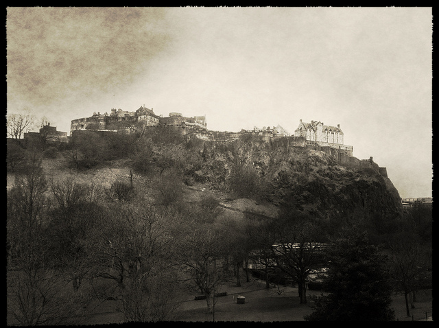 Edinburgh Castle  on Flickr.  A morning in auld reekie!