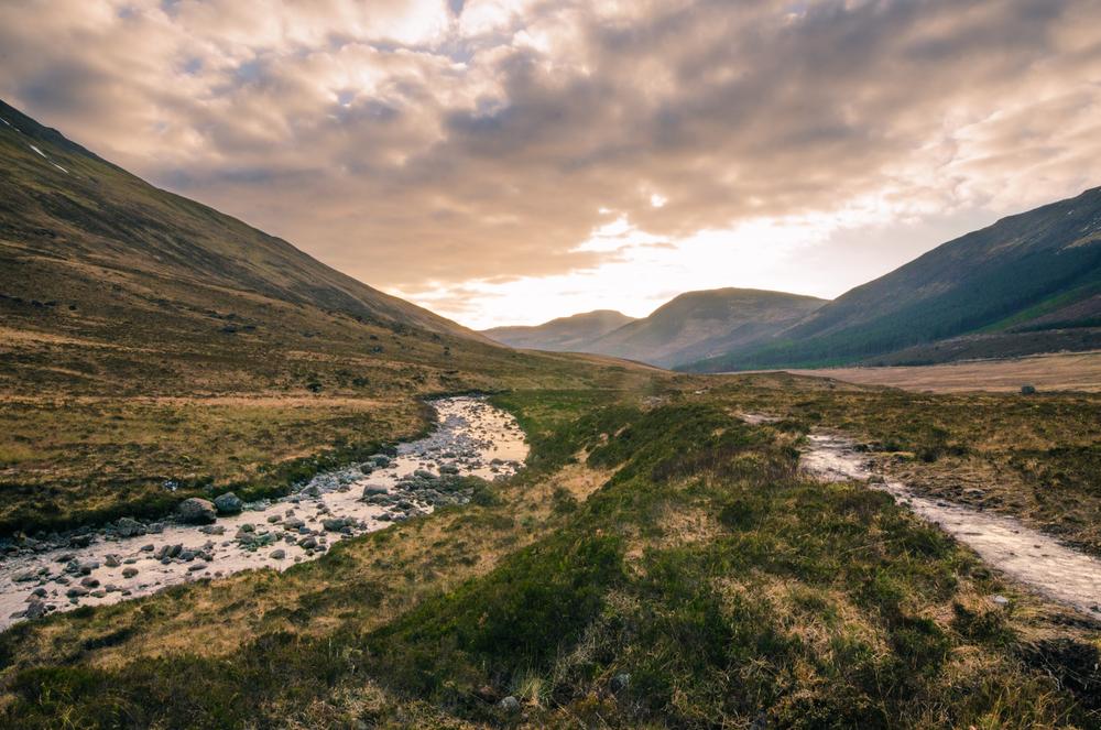 Glen Brittle, Skye