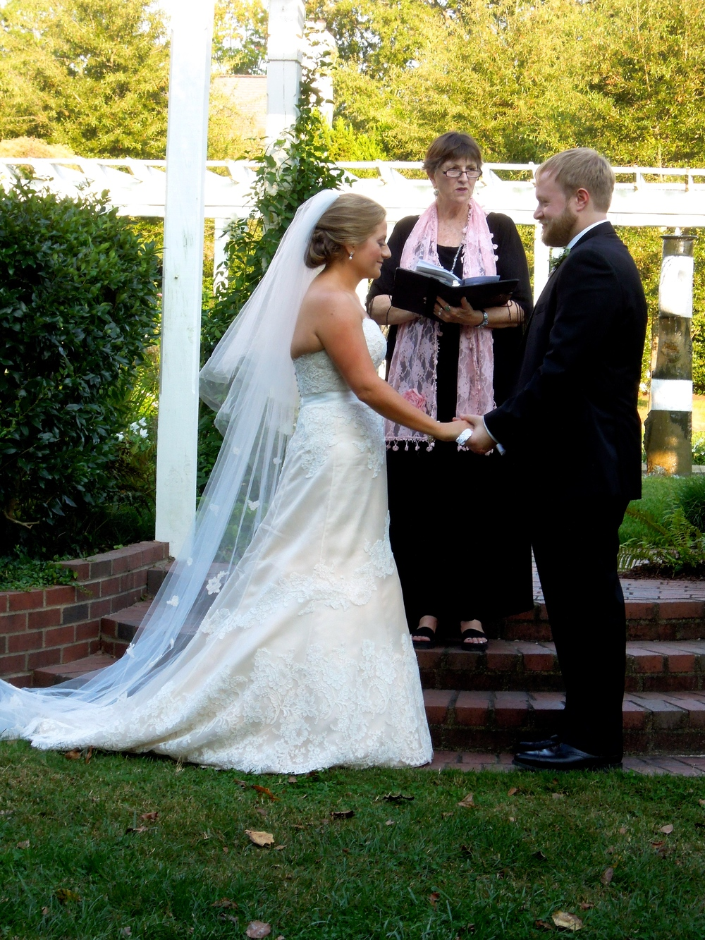 Fearrington Village Wedding, Pittsboro NC