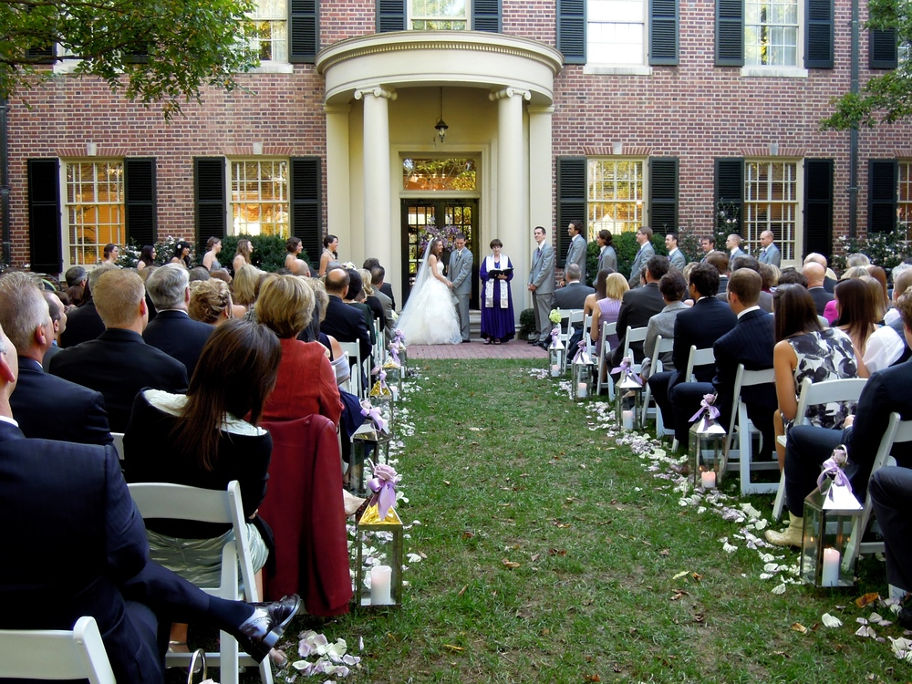An incredible wedding at The Carolina Inn in Chapel Hill