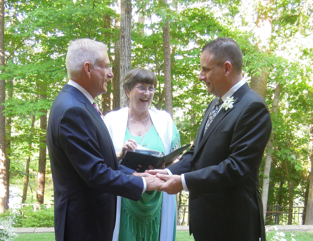 Steve and Jim's Wedding