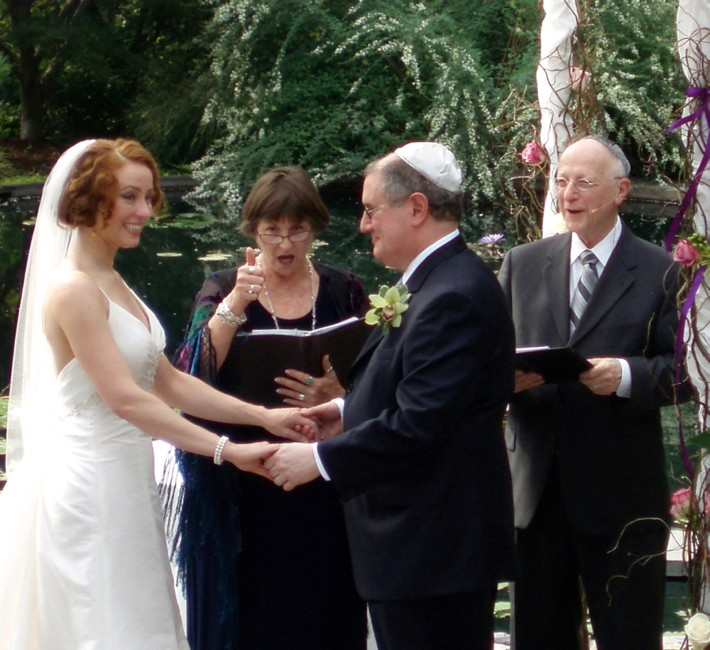 Jewish Christian Interfaith Wedding
