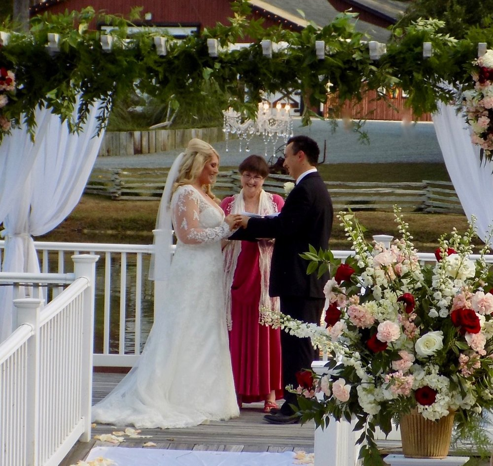Wedding Ceremony Officiant & Minister In Raleigh NC