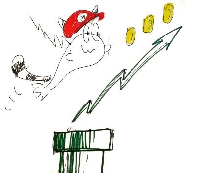 """""""Grouper Mario"""""""