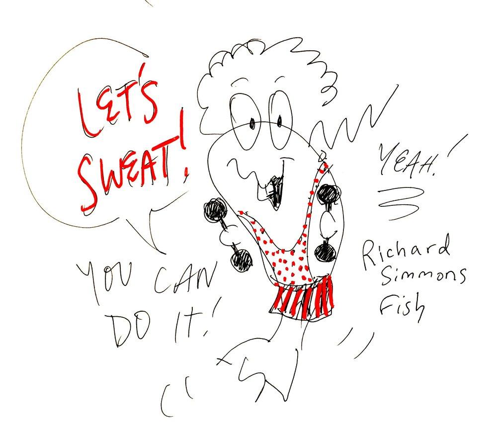 """Richard Swimmons"""