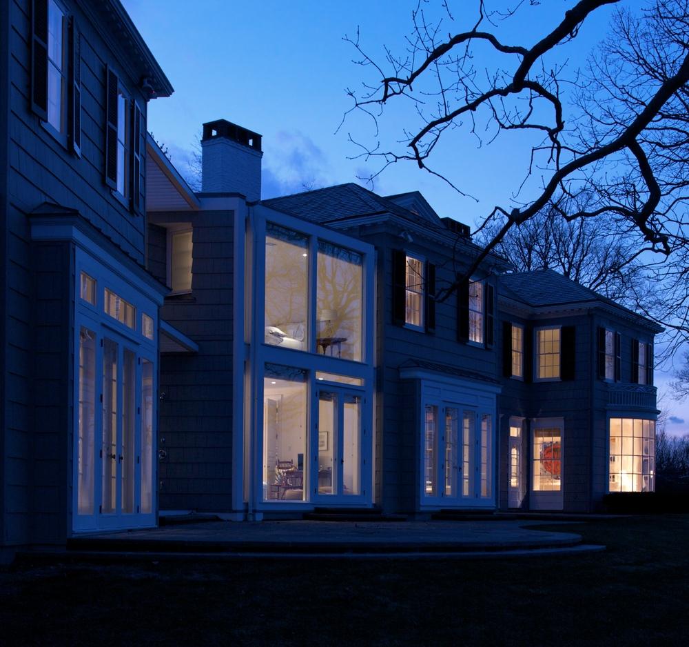 Peacock Point House - Lattingtown, New York 2006