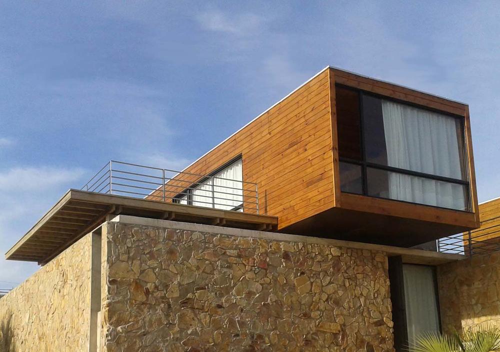 Miradores Condominiums - La Pedrera, Uruguay 2012