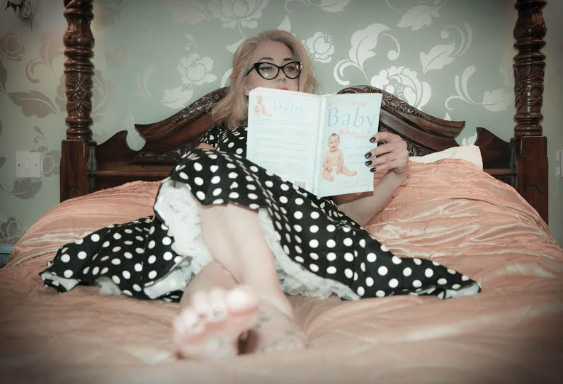 Nanny Reads a Bedtime Story