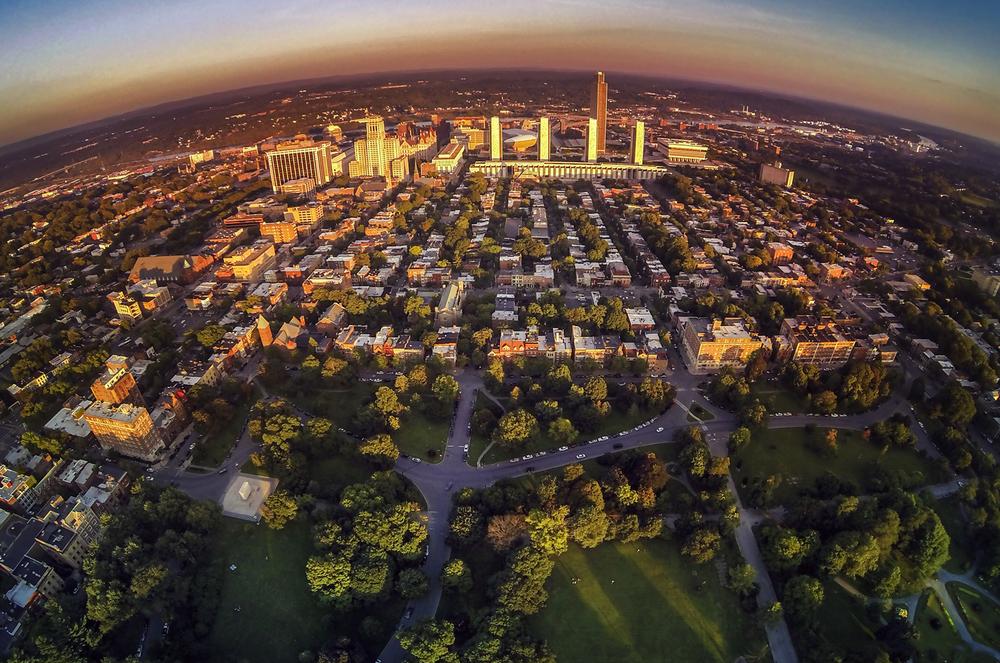 John Bulmer Photography: Aerial Photos + Video