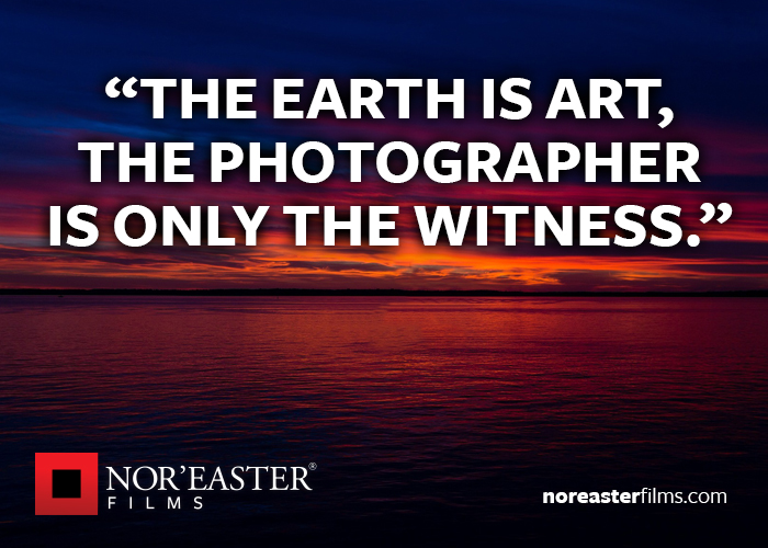The Earth is Art, The Photographer is Only the Witness: Get out there and see something beautiful today.