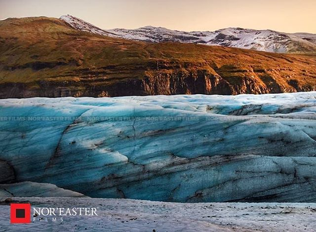 #blue #glacier #svinafellsjokull, #iceland, #travel, #documentary, #fimmaking, #movie, #dırectorofphotography, #icelandic, #sunset, #goldenhour, #instagood, #latergram, #like4like, #like4follow, #followforfollow, #follow4follow, #environmental, #climatechange