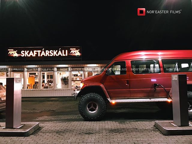 Southern #Iceland at #3am, #iceland🇮🇸, #icelandic, #gasstation, #southerniceland, #night, #travel, #filmmaking, #ontheroad, #filmmaker, #filmproduction, #documentary, #instagood, #follow4follow, #followforfollow, with @johnbulmer