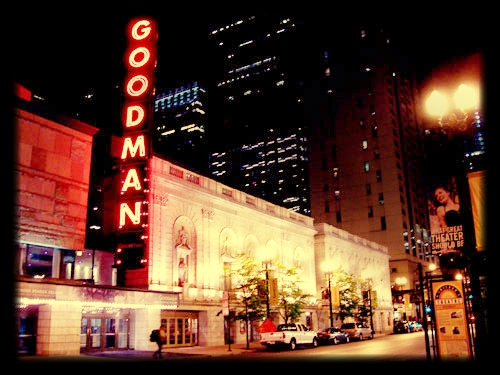 Maybe, Probably  will be presented by The Goodman Theatre in a public reading on March 11,2018.