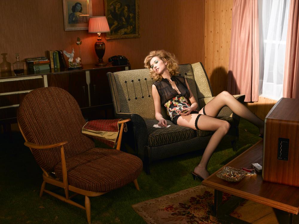 Photographer Omer Knaz  Set Design, Props & Dressing