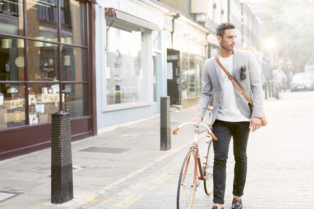 Photographer  Julian Love  Client  Berkeley Group   Wardrobe, Props & Styling