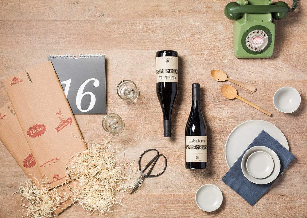 Photographer  Rory Lindsay  Client   The Vintner   Props & Styling