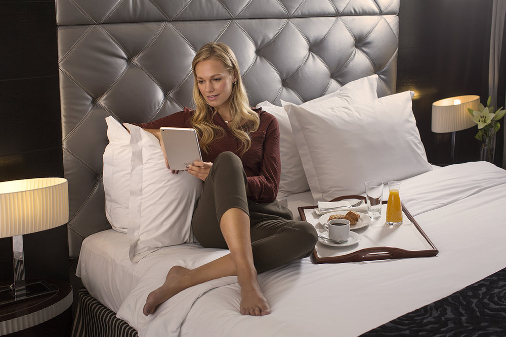 Photographer  Michael Heffernan  Client  Mövenpick Hotels & Resorts/Casablanca  Wardrobe   Styling & Props