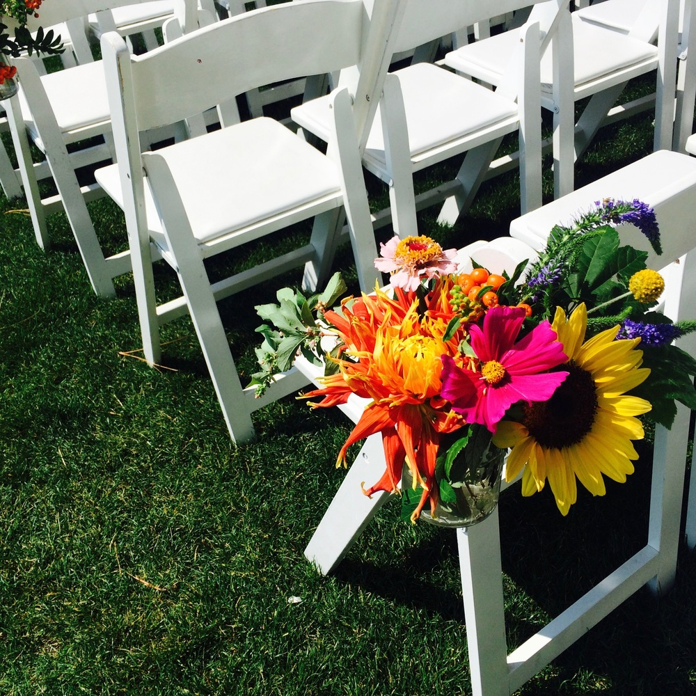 Heirloom Floral DesignHeirloom Floral Design - Bend Oregon - Wedding - Ceremony -Oregon Made-slow flowers-farmerflorist- Black Butte aisle .jpg