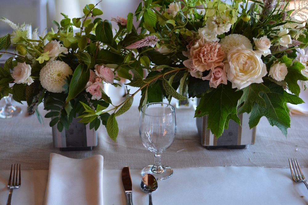 Heirloom Floral Design - Bend Weddings -Farmer florist-Locally grown- Oregon grown-Slow flowers-Center Pieces -Broken Top club-Connellhull custom vases 2.jpg