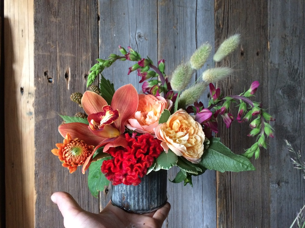 Heirloom Floral Design - Bend Weddings -Farmer florist-Locally grown-sunriver.jpg