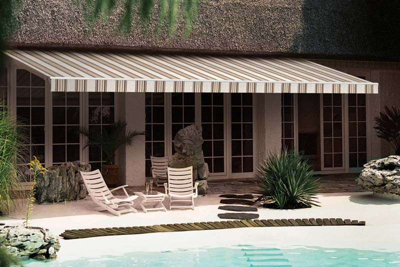 Northfield Fireplace Grills Retractable Awnings