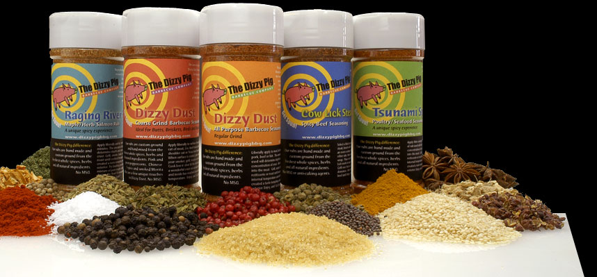 try the dizzy pig rubs on any of your big green egg recipes, trust us, you wont be disappointed!