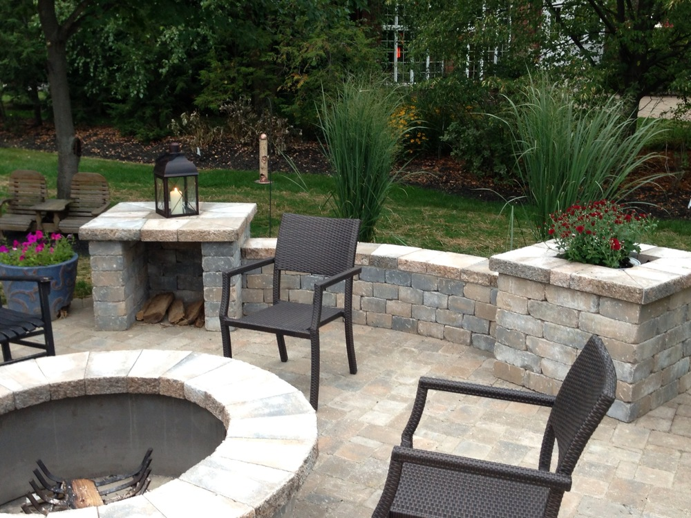 Patio Project - Hudson, OH