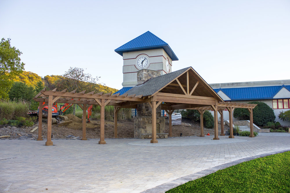 Custom Breckenridge with double pergolas.jpg