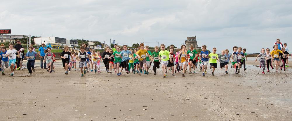 u6-u8 Beach Run 2016