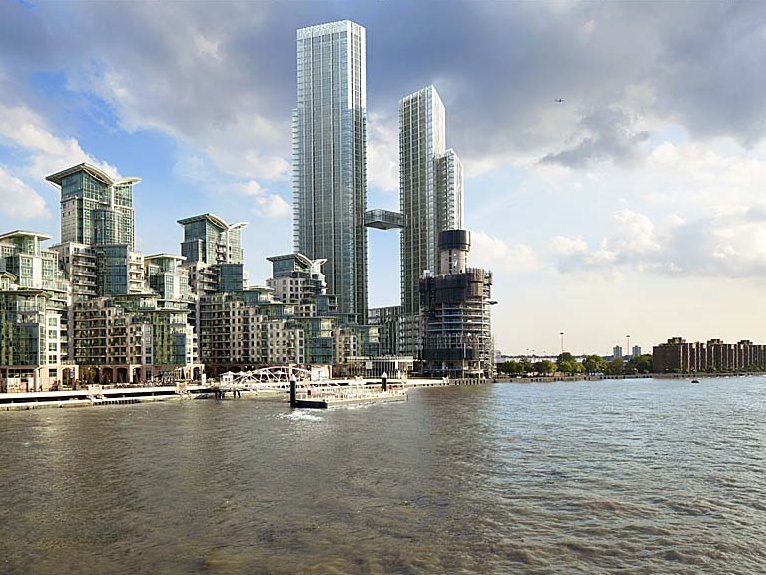 1 Nine Elms (Formerly Market Towers)