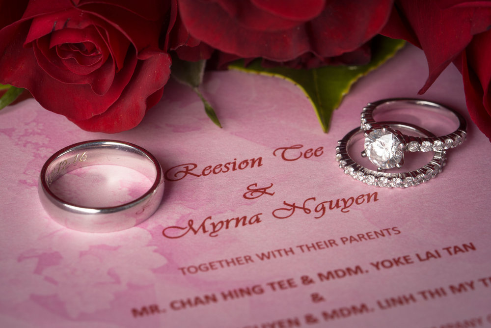 Myrna & Reesion Tee's Wedding Photography - Wedding Photographer
